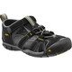 Keen Childern Seacamp II CNX Sandals Black/Yellow